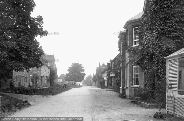 Photo of Winchelsea, Friars Road 1912