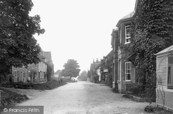 Friars Road 1912, Winchelsea