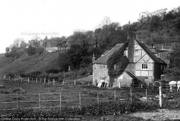 Photo of Winchelsea, From Rye Road 1906