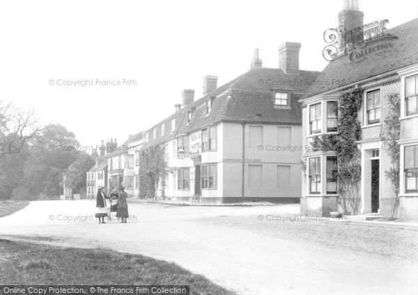 Photo of Winchelsea, German Street And The New Inn 1906