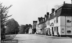 German Street c.1955, Winchelsea