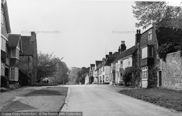 Photo of Winchelsea, Hiham Green c.1955