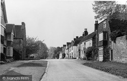 Hiham Green c.1955, Winchelsea