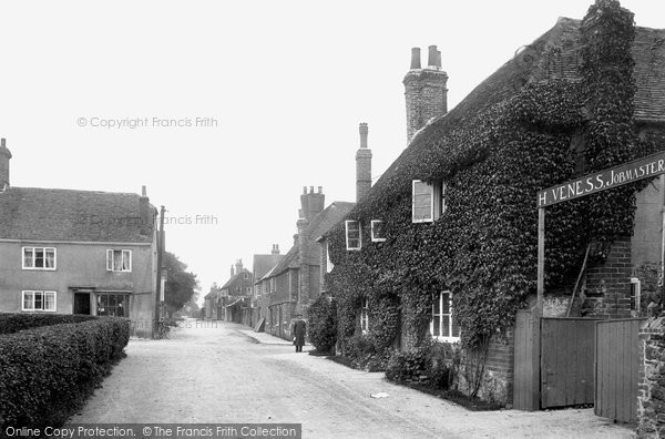 Photo of Winchelsea, Mill Road 1912