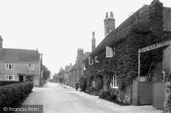 Winchelsea, Mill Road 1912