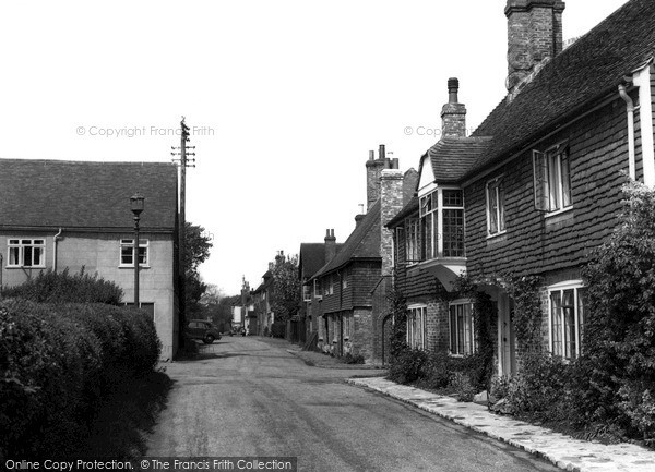 Photo of Winchelsea, Mill Road c.1955