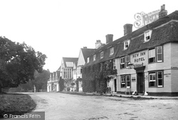 Winchelsea, New Inn Hotel 1912