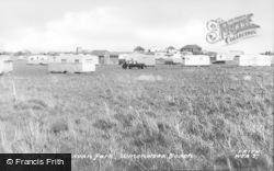 Rye Bay Caravan Park c.1955, Winchelsea