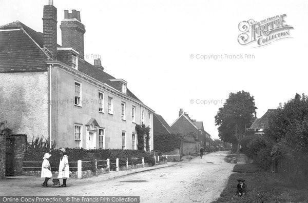 Photo of Winchelsea, Sea View 1912