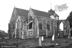 Winchelsea, St Thomas's Church 1912