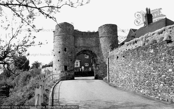 Photo of Winchelsea, Strand Gate c.1960
