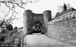 Strand Gate c.1960, Winchelsea