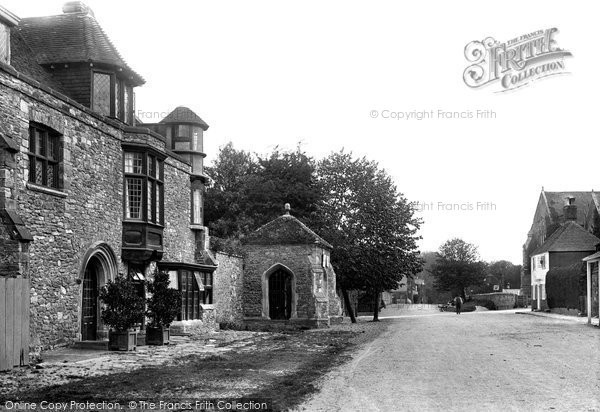 Photo of Winchelsea, The Armoury 1906