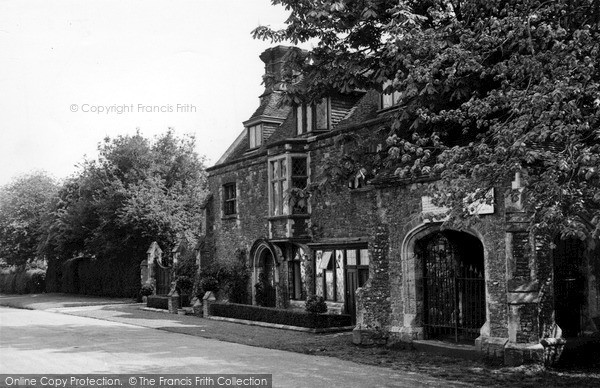Photo of Winchelsea, The Armoury c.1960