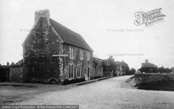 Photo of Winchelsea, The Court Hall 1894