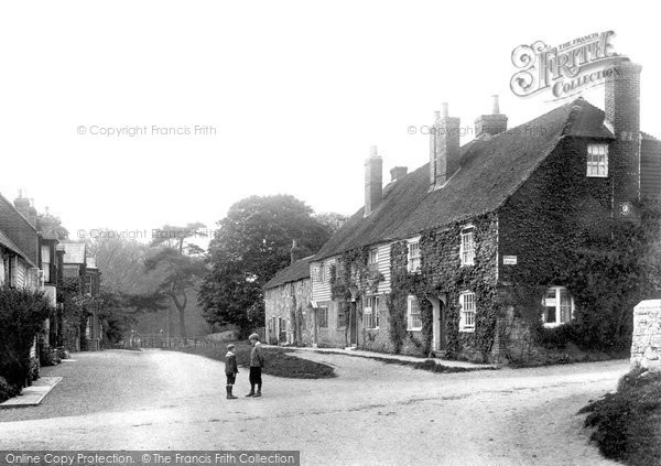Winchelsea, the Friary 1906