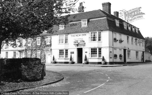 Photo of Winchelsea, The New Inn c.1960