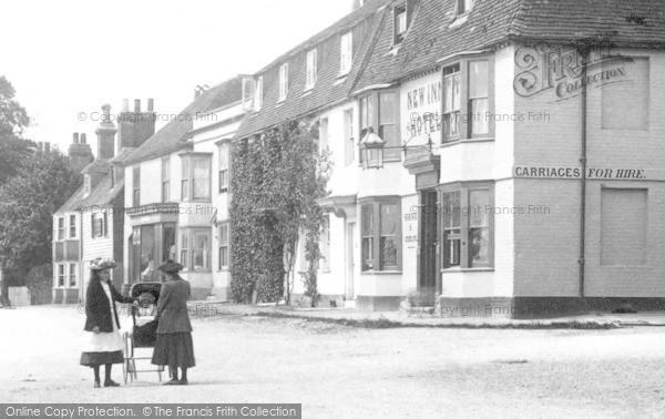 Photo of Winchelsea, The New Inn Hotel 1906