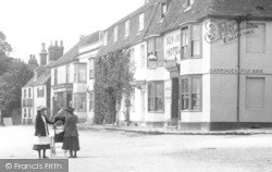 Winchelsea, The New Inn Hotel 1906