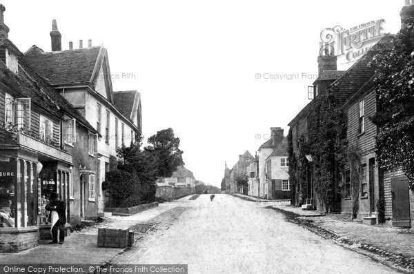 Photo of Winchelsea, The Town 1906