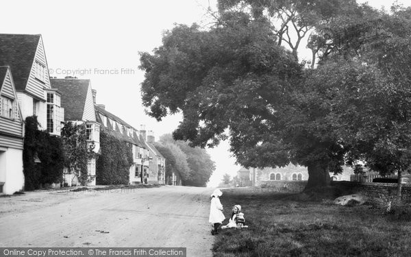 Photo of Winchelsea, The Wesley Tree 1912