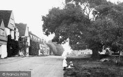 The Wesley Tree 1912, Winchelsea