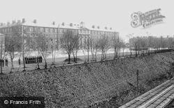 Barracks 1890, Winchester