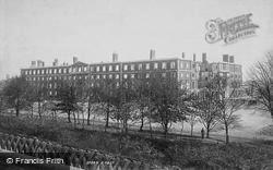 Winchester, Barracks, After Fire 1896