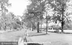 Winchester, Brook Street Recreation Ground c.1960