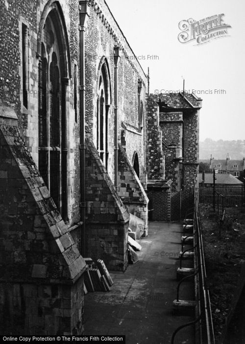 Photo of Winchester, Castle c.1950