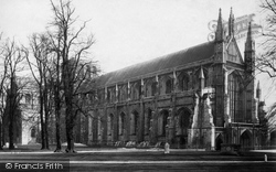 Cathedral 1886, Winchester