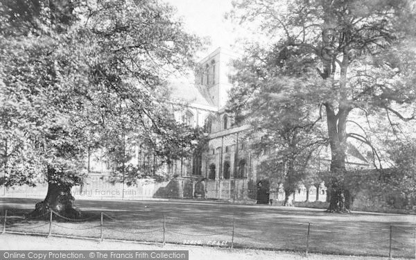 Photo of Winchester, Cathedral 1893
