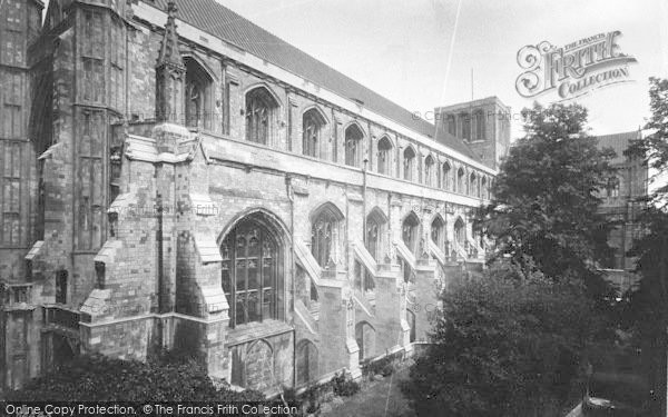 Photo of Winchester, Cathedral 1912