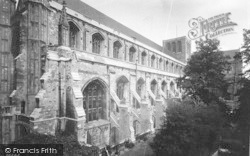 Winchester, Cathedral 1912