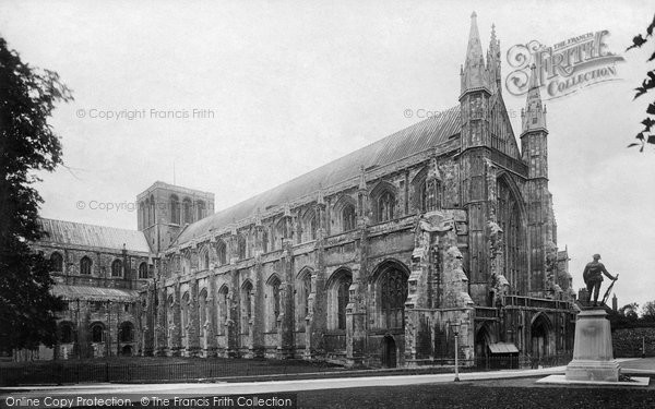 Photo of Winchester, Cathedral 1922