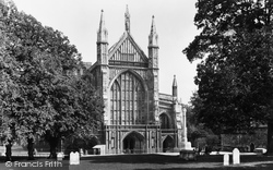 Winchester, Cathedral 1922