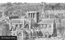 Winchester, Cathedral 1929
