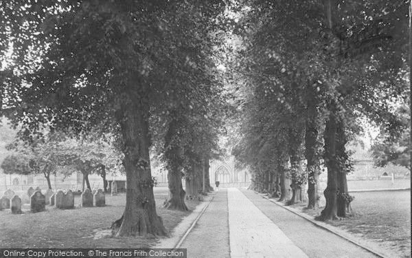 Photo of Winchester, Cathedral, Avenue 1919