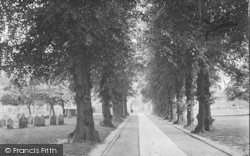 Winchester, Cathedral, Avenue 1919