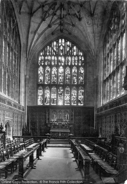 Photo of Winchester, Cathedral, Lady Chapel 1911