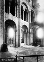 Winchester, Cathedral, North Transept c.1870