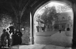 Winchester, Church Of St Cross 1919