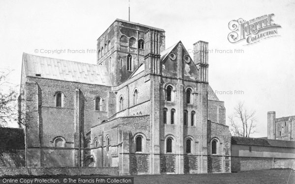 Photo of Winchester, Church Of St Cross, South East 1886