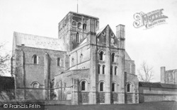 Winchester, Church Of St Cross, South East 1886