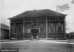 Winchester, College, School 1910
