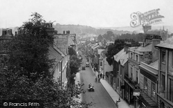 Winchester, From Westgate 1923