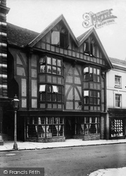 Winchester, God Begot House 1909