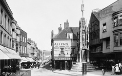 Winchester, High Street 1906