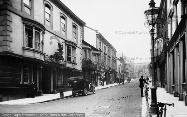 Photo of Winchester, High Street 1909
