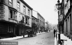 High Street 1909, Winchester